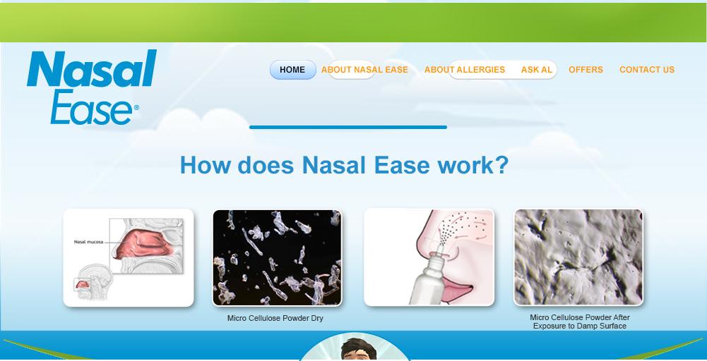 nasal ease